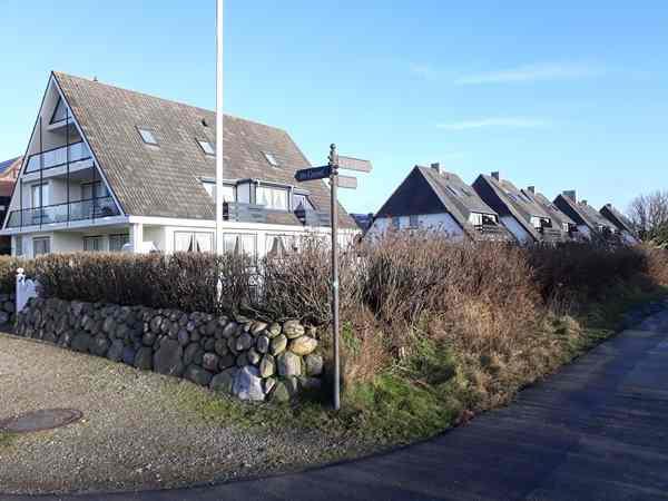 Ferienwohnung Sylt Wenningstedt im Grund Ferienhäuser