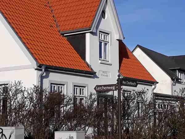 Ferienwohnung Sylt Wenningstedt Lerchenweg am Dorfteich Ferienhäuser am Dorfteich