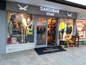 Sansibar Sylt Westerland Store auf der Friedrichsstrasse 21